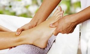 Лечебные свойства массажа ног при варикозе