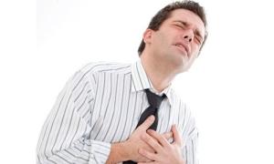 Инфаркт у мужчин и чем он опасен