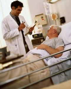 Постельный режим при полиартериите
