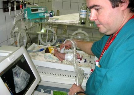 УЗИ сердца новорожденного