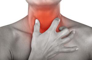 Болезненность в горле во время глотания