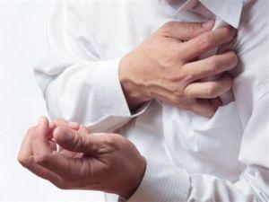 Боль за грудиной - признак расслаивающейся аневризмы аорты