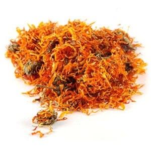 Рецепт из высушеных цветов календулы