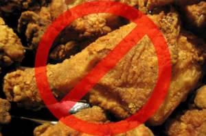Запрещенные продукты при аритмии сердца
