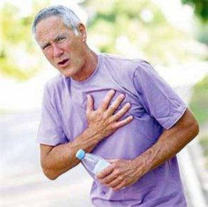 Симптоматика закупорки легочной артерии