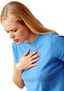 Симптоматика аневризмы на стенке легочной артерии