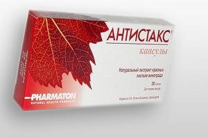 Препарат противоварикозного комплексного лечения