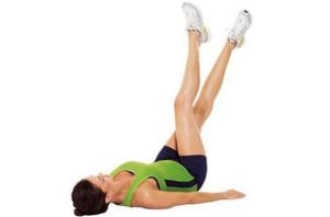 Упражнения при варикозе нижних конечностей