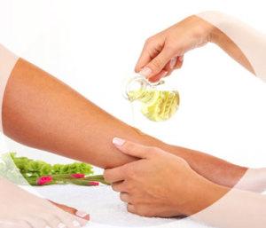 Использование эфирных масел в лечении от варикоза