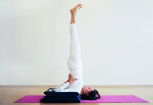 Асаны йоги при развитии варикоза
