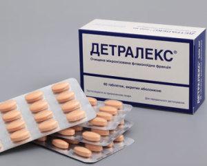 Способ применения препарата Детралекс