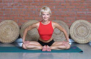 Йога при варикозе - позы
