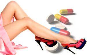 Таблетки, применяемые от варикоза