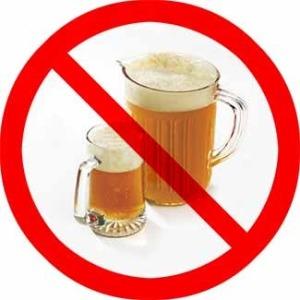 Пиво вредно при ВСД