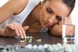 Побочные эффекты от антидепрессантов при лечении ВСД
