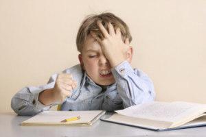Симптоматика ВСД у детей